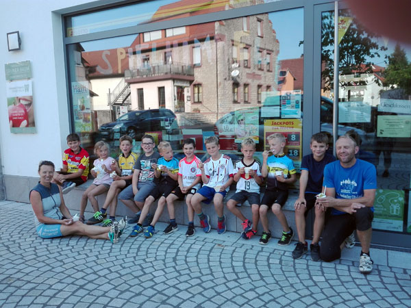 Ferienprogramm Moutainbike-Tour